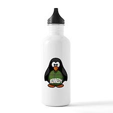 Kennedy Tartan Penguin Water Bottle