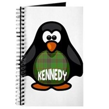 Kennedy Tartan Penguin Journal