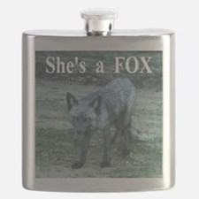 She's a Fox Flask