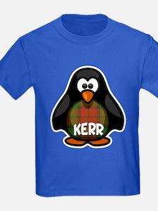 Kerr Tartan Penguin T