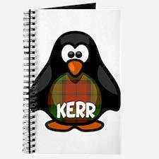 Kerr Tartan Penguin Journal