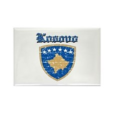 Kosovo Coat of arms Rectangle Magnet