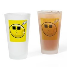 Thelemongamingpros Lemon Drinking Glass
