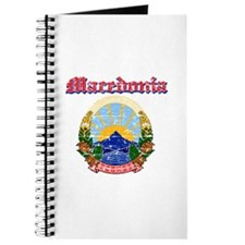 Macedonia Coat of arms Journal