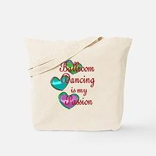 Ballroom Passion Tote Bag