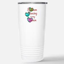 Ballroom Passion Travel Mug