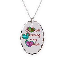 Ballroom Passion Necklace
