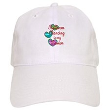Ballroom Passion Baseball Cap