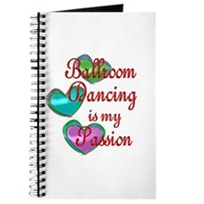 Ballroom Passion Journal