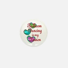 Ballroom Passion Mini Button (10 pack)