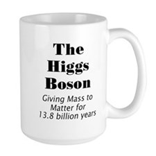 The Higgs Boson Mug