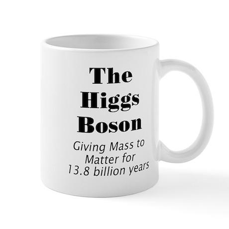 The Higgs Boson Mug