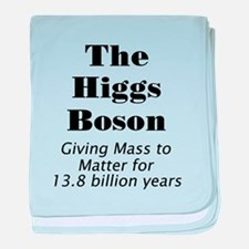 The Higgs Boson baby blanket