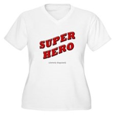 Super Hero - Cleverly Disguised T-Shirt