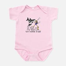 Sharks Infant Bodysuit