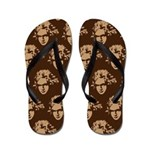 Classical Music Beethoven Flip Flops