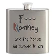 F Romney Flask