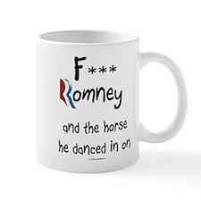 F Romney Mug