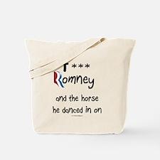 F Romney Tote Bag