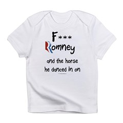 F Romney Infant T-Shirt