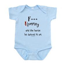 F Romney Infant Bodysuit