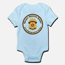 The XXX SecretService Infant Bodysuit