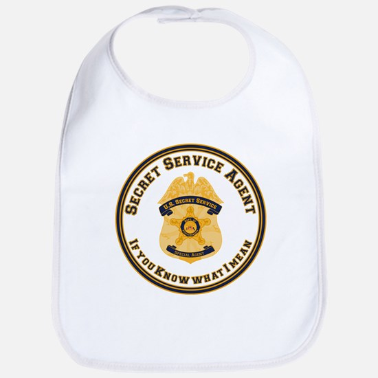 The XXX SecretService Bib