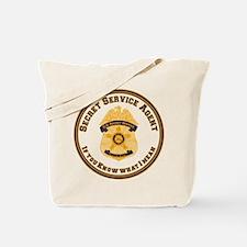 The XXX SecretService Tote Bag