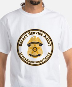The XXX SecretService Shirt