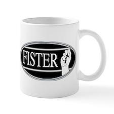 Fist Pig Top Mug