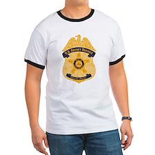 XXX Secret Service Badge T