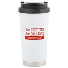Im Hoping for Change Travel Mug