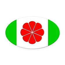 Taiwan Oval Car Magnet
