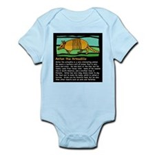 Anton the Armadillo Infant Bodysuit