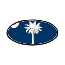 SC State Flag Patches