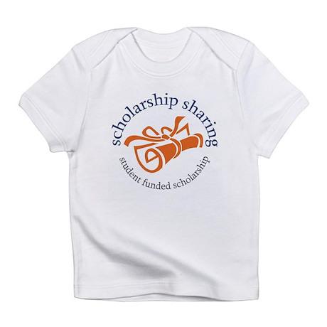 Scholarship Sharing Infant T-Shirt