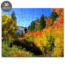 Logan canyon Puzzle