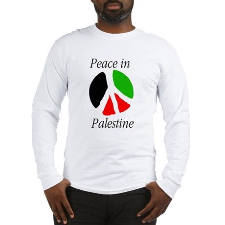 PEACE-IN-PALESTINEnew Long Sleeve T-Shirt