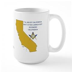 Bay Cities Lodge Mug