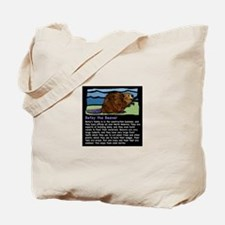 Betsy the Beaver Tote Bag