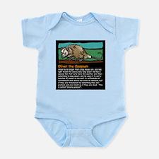Oliver the Opossum Infant Bodysuit