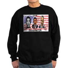 ObamaNation 3-pic large Jumper Sweater