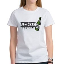 Alcoholic Proud - Drinking T-shirt (Misc) Tee