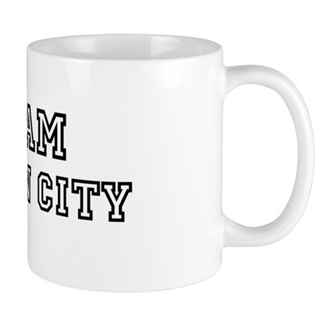 Team Raisin City Mug