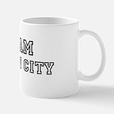 Team Raisin City Mug