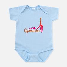Gymnastics Star Infant Bodysuit
