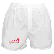 Gymnastics Star Boxer Shorts