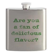 Delicious Flavor Flask