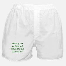 Delicious Flavor Boxer Shorts