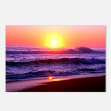 Beach Sunrise Postcards (Package of 8)
